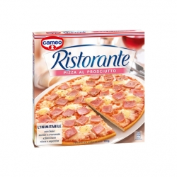 PIZZA CAMEO RISTORANTE AL PROSCIUTTO