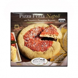 PIZZA FRITTA NAPOLI ANTICHE CASCINE
