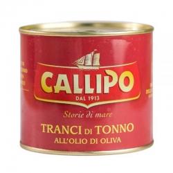 TRANCI DI TONNO SCATOLA CALLIPO