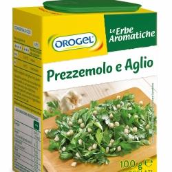 PREZZEMOLO AGLIO OROGEL 100GR